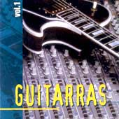 CD ´Guitarras - vol 1' (1998)